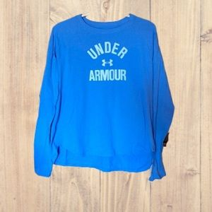 Under Armour long sleeve top. Large.